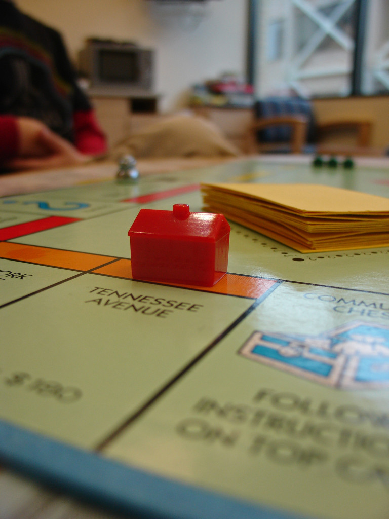 real estate finance monopoly