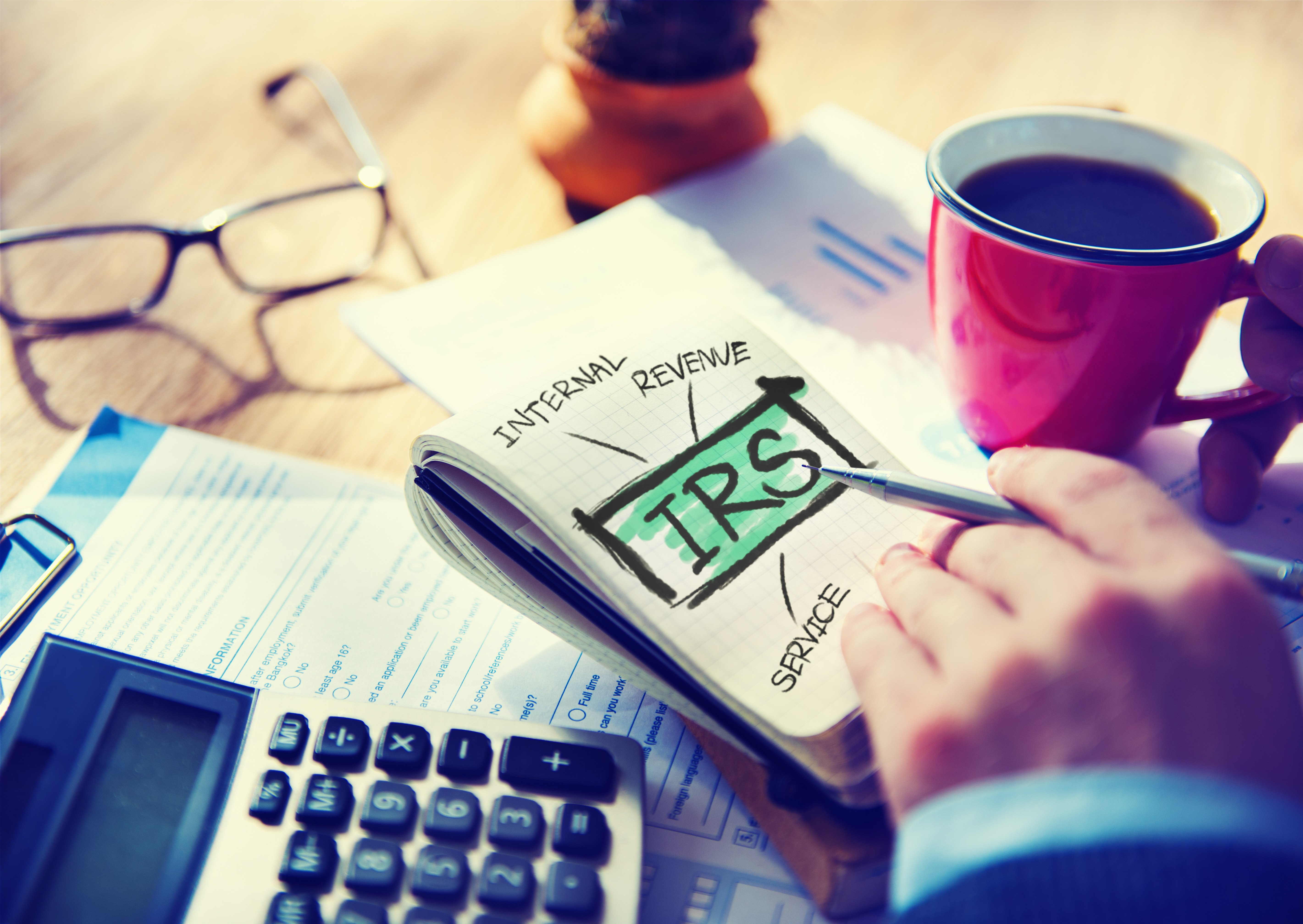 The IRS and Your Flipping Business – What You Need to Know