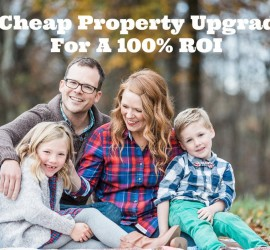 15 Cheap Property Upgrades - Family