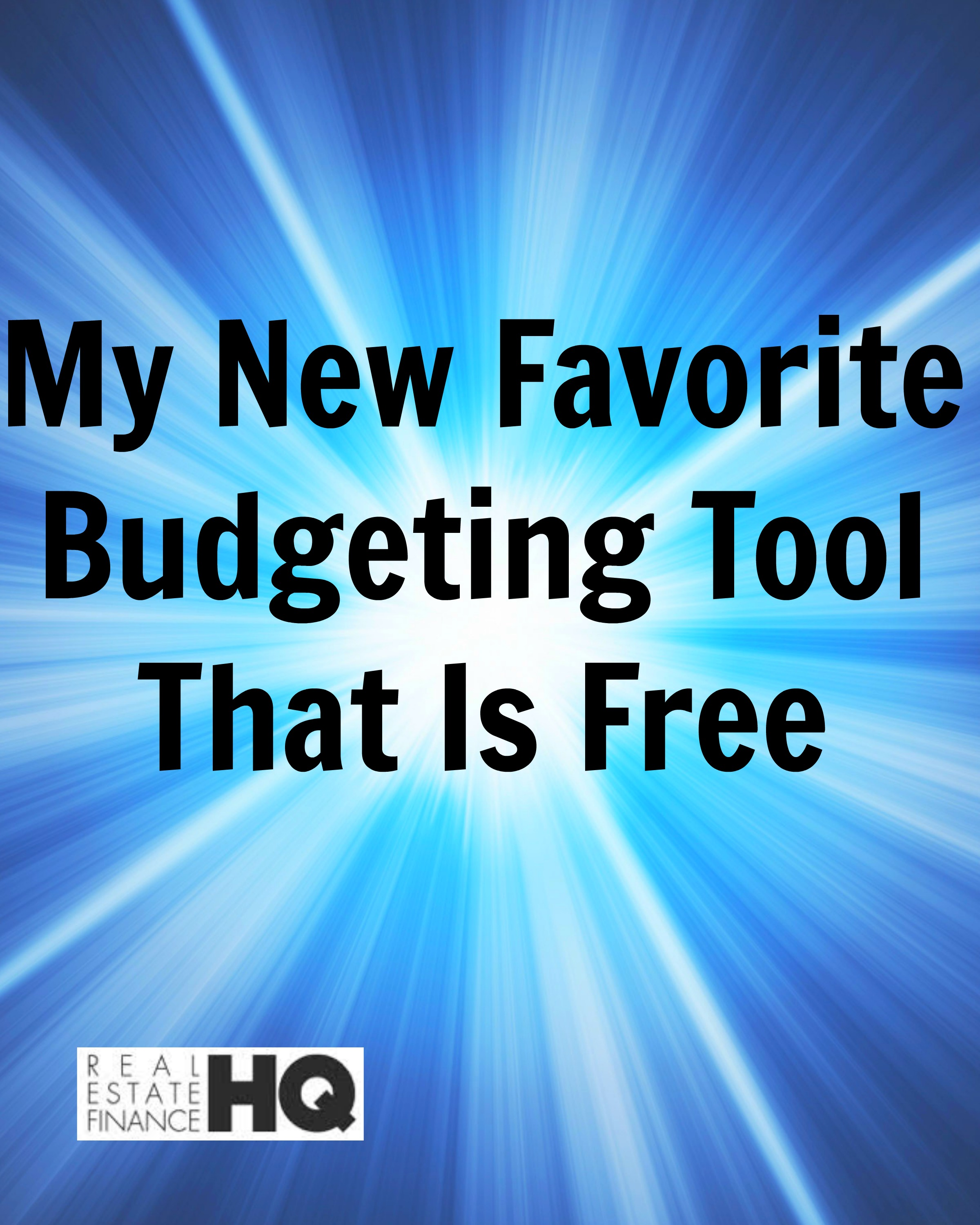 My New Favorite Budgeting Tool That Is Completely Free