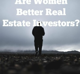 women real estate investors