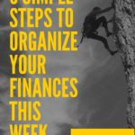 5 Simple Money Steps To Get Control Of Your Money This Week